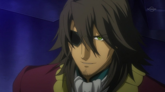 Aquarion Evol Fudou
