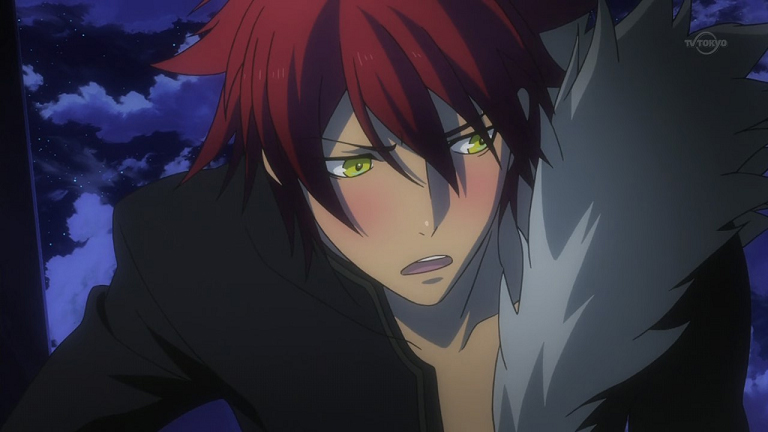 Aquarion Evol Kagura