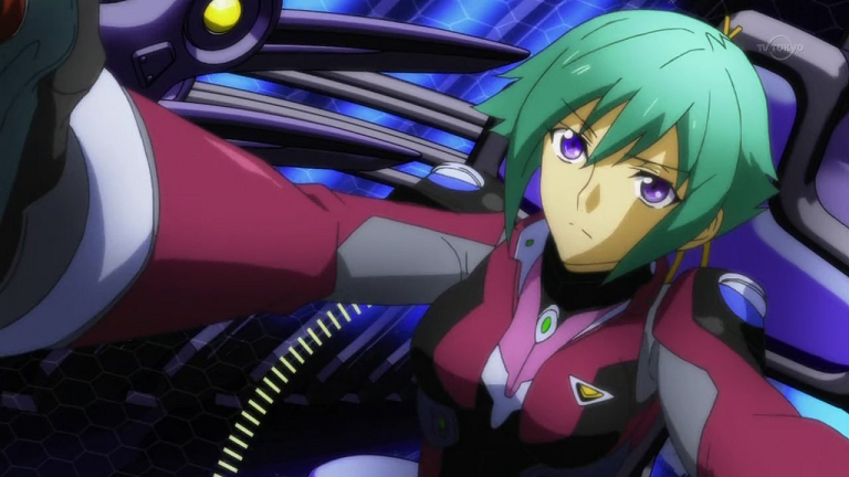 Aquarion Evol Zessica