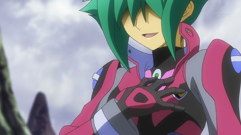 Aquarion Evol 23
