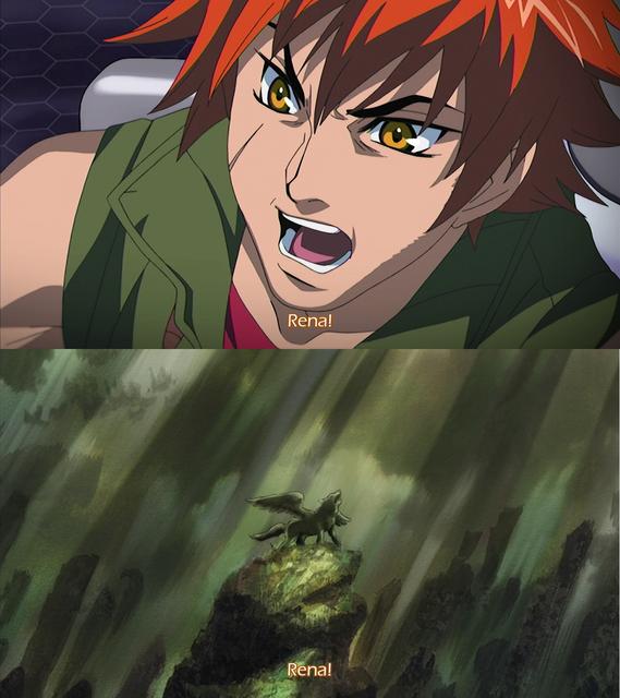 Aquarion Evol Shoji Kawamori Troll