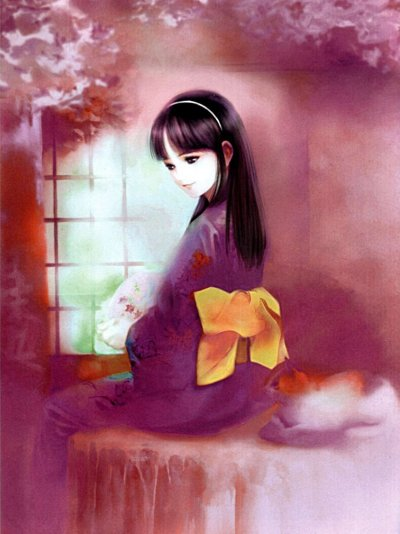 Haruhiko Mikimoto art