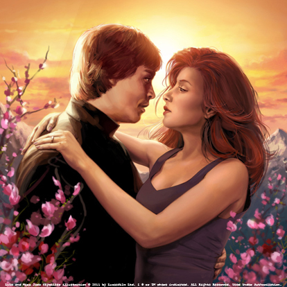 Luke Skywalker Mara Jade