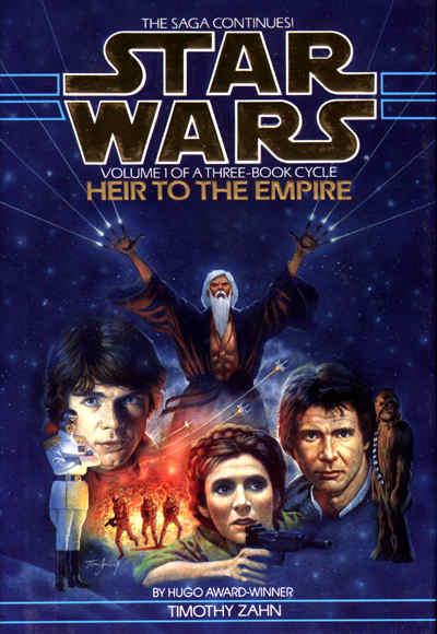 Star Wars Dziedzic Imperium