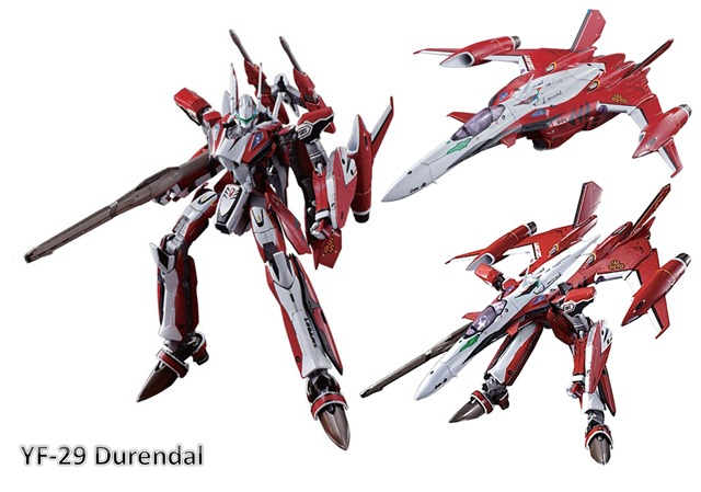 YF-29 Durandal Macross Frontier Sayonara no Tsubasa film