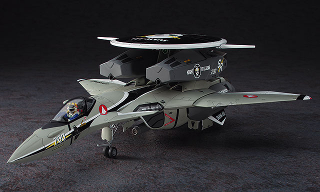 VE-11 Thunderseeker model z Macross 7