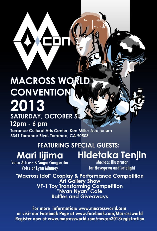 Macross World Convention 2013