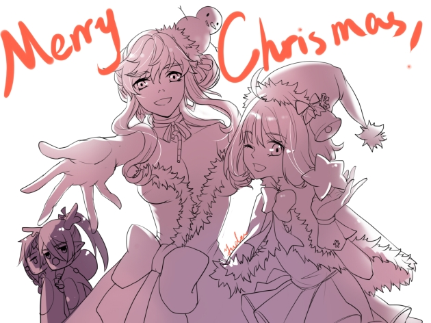 Macross Frontier Marry Christmas
